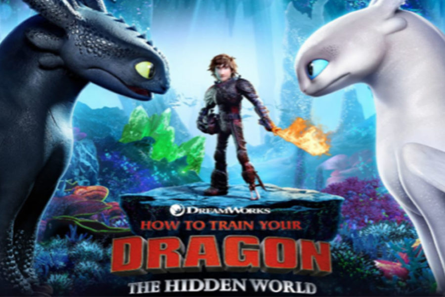 Movie Review How To Train Your Dragon The Hidden World Marquette Messenger