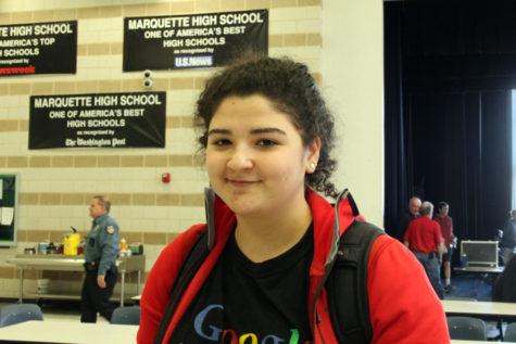 Humans of MHS- Sophia Safi, Junior