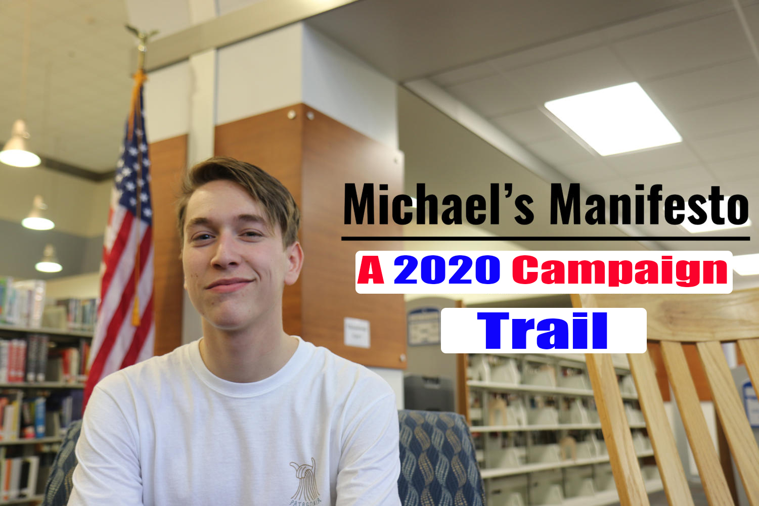Electoral variant of the reoccurring political series, Michael's Manifesto
