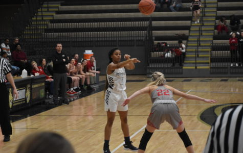 Girls Varsity Basketball Wins Districts For First Time