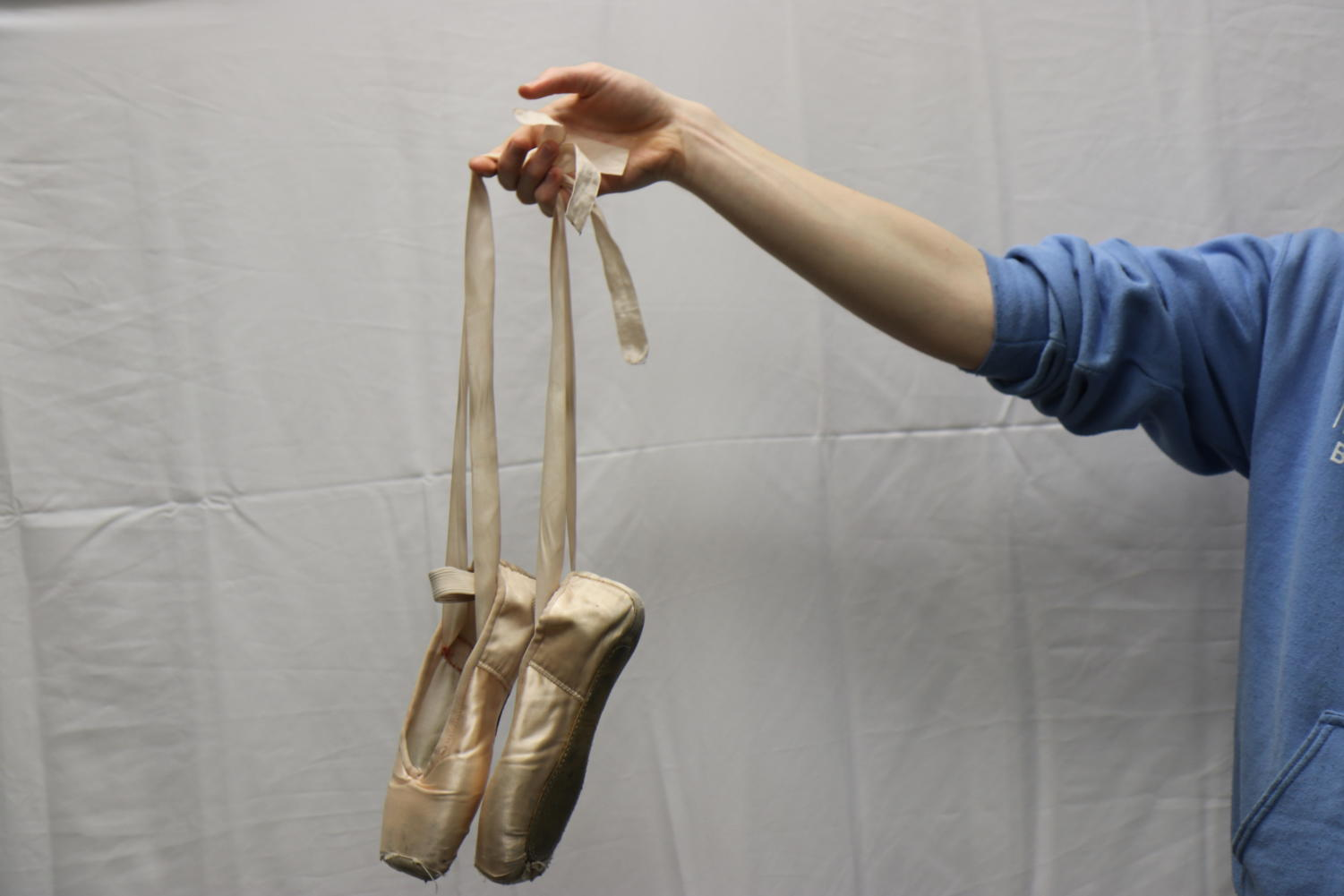 Siberian Swan, pointe shoe company challenges the norm with pointe shoes created for men.