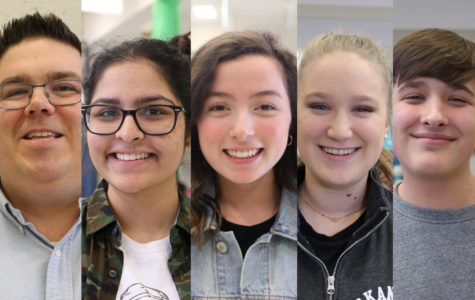 Humans of MHS- Week of February 25, 2019