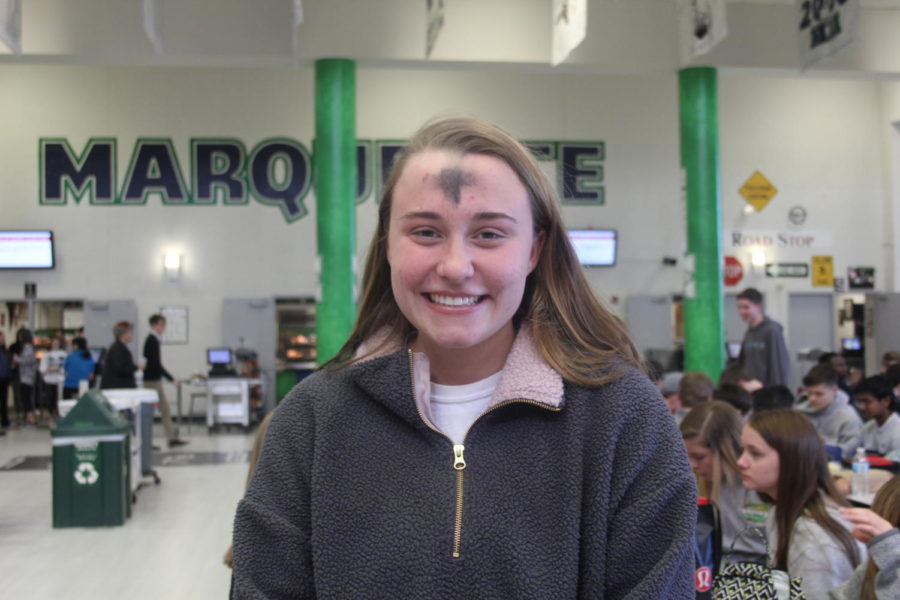 Humans of MHS- Mandy Miriani