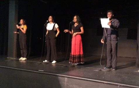 Poetry Slam Competition Results