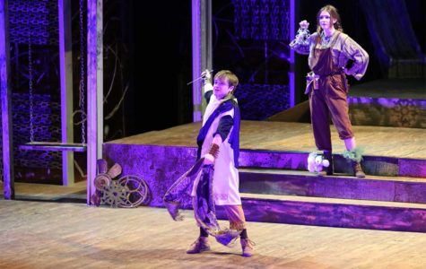 Blindauer and Pisoni to Perform at Muny