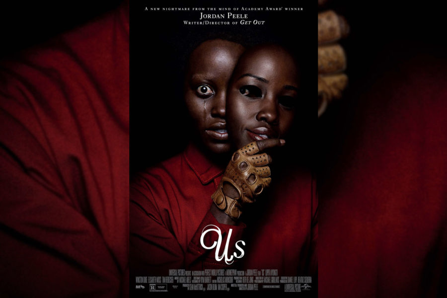 Jordan+Peele%27s+original+psychological+horror+film+%22Us%22+features+a+phenomenal+cast%2C+provides+genuine+terror%2C+and+offers+deep+symbolism+not+often+seen+in+big+budget+films.+Media+courtesy+of+Blumhouse+Productions.