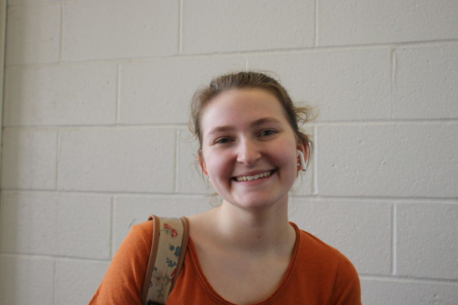Humans of MHS- Danielle Laurie