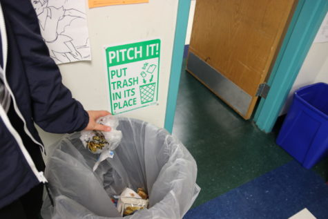 Students Carry Around Trash For a Week in Honor of Earth Day