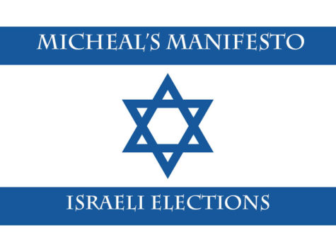 Variant of the reoccurring political series, Michael's Manifesto, examining the Israeli-Palestinian conflict.