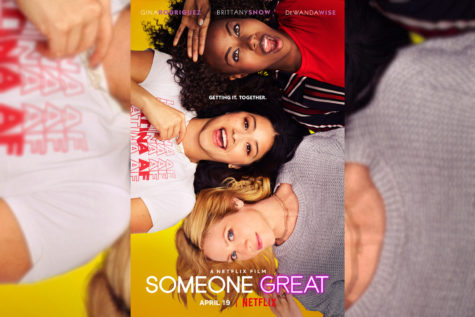 Movie Review: Someone Great