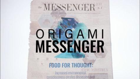 MHSNews | Origami Messenger Boat