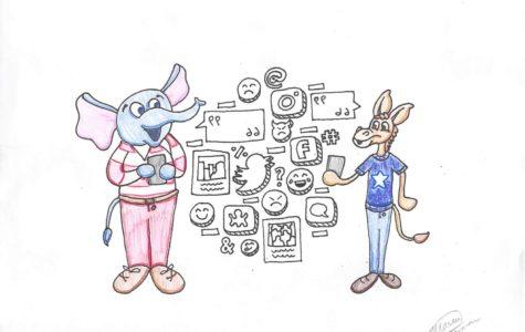 Political Engagement through Social Media