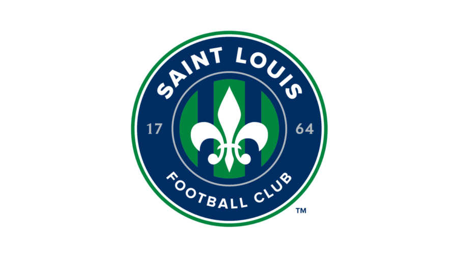 The logo of STLFC. Currently, this is the oldest active professional soccer club in the metro area.