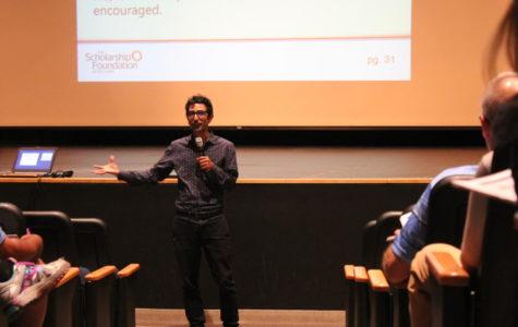 New Speaker Discusses Financial Aid