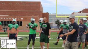 MHSNews | Varsity Football Finds Success Under Stewart