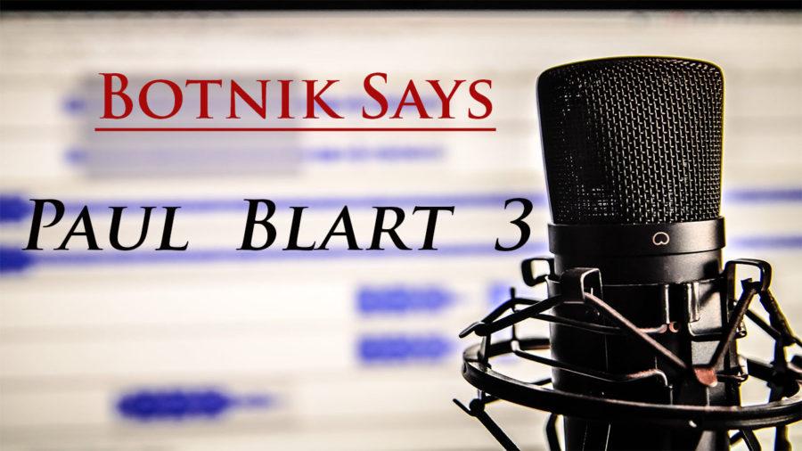 MHSNews   Botnik Says Podcast: Paul Blart 3