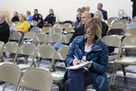 Photo Gallery: Safety Forum