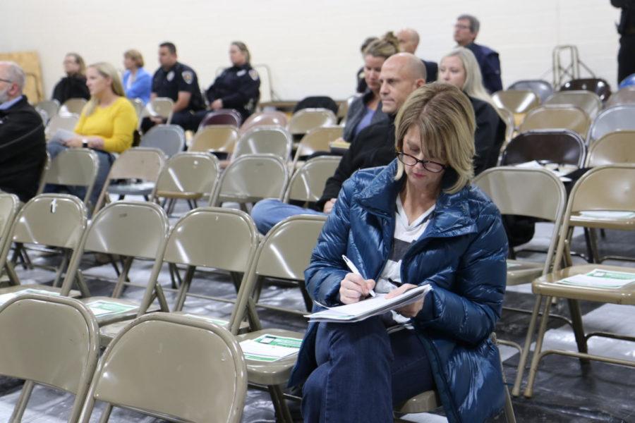 Photo Gallery: Safety Forum