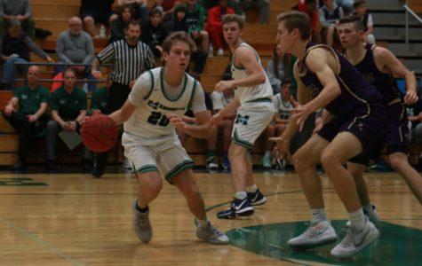Fresh-faced Boys Basketball Struggles Early