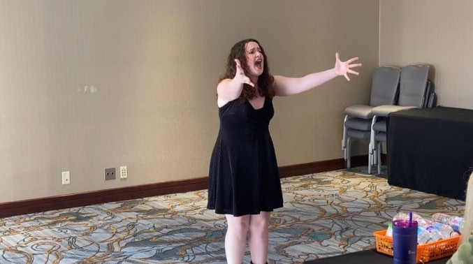 Thespians Receive Superior Rating at Missouri State Conference