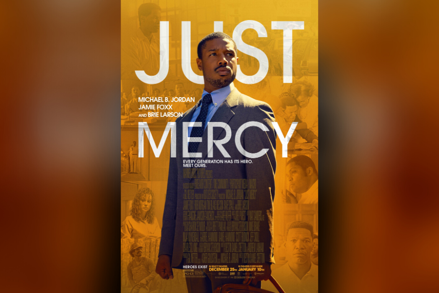 Review: Just Mercy