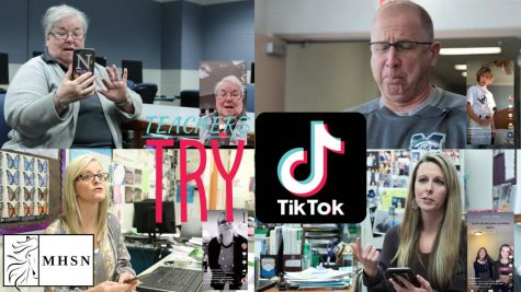 MHSNews | Teachers Try TikTok