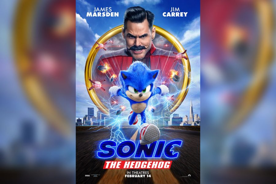 Review%3A+Sonic+the+Hedgehog
