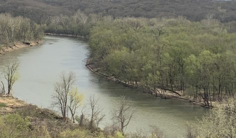 Castlewood State Park, in Ballwin, Mo.