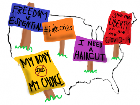 People from California to North Carolina demand political leaders to reopen their states for reasons as innocent as wanting a haircut or as paranoid as believing COVID-19 is a hoax, and Missouri is not any different.