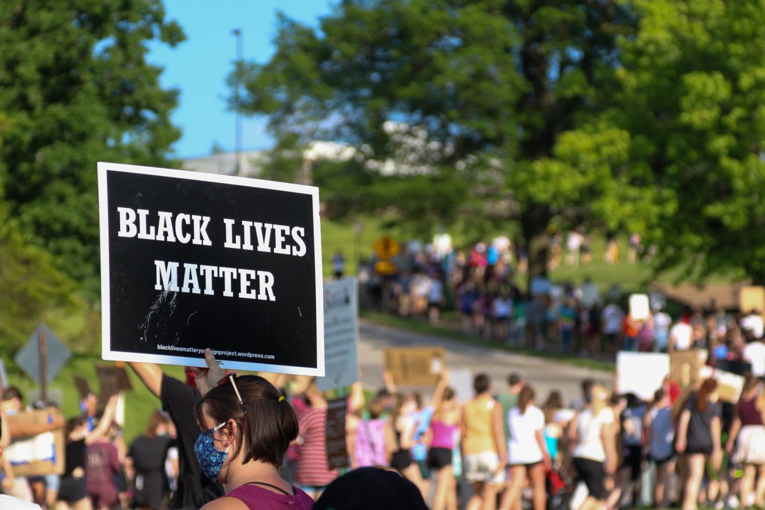 Photo+Gallery%3A+Black+Lives+Matter+Protest