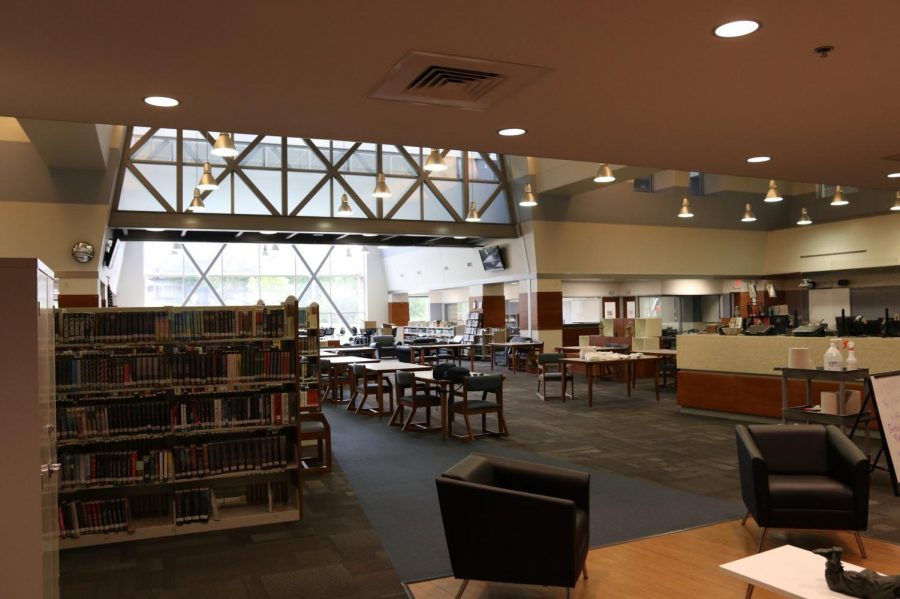 Lee Mitchell, librarian, has helped build the MHS library department for twenty two years. She has contributed to the library's renovations, technology, and book collections.