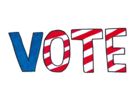 Make sure to register by Oct. 7 in order to be able to vote in the 2020 election.
