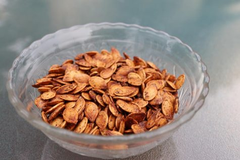 MHSNews | How to Roast Pumpkin Seeds