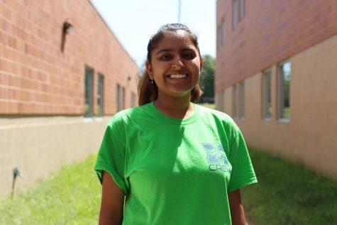 Photo of Lajja Patel (she/her)