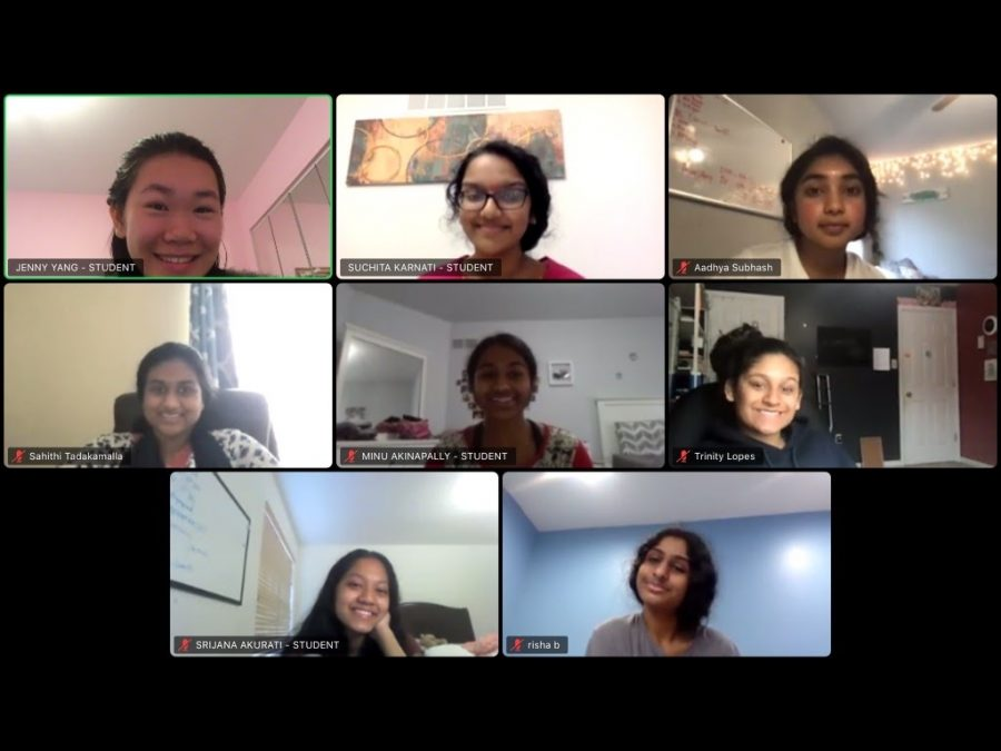 Days for Girls hosts virtual Zoom meetings every 3 p.m. Thursday. The club works with the Days for Girls global organization. They're working toward creating a more dignified and humane world for girls through sustainable feminine hygiene, reproductive awareness, advocacy and education.