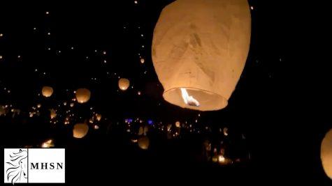 MHSNews | Night Lights: Sky Lantern Festival Review