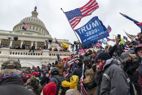 Last Wednesday, Jan. 6, pro-Trump demonstrators infiltrated the Capitol building, interrupting the counting of electoral votes that would confirm Joe Biden's win.