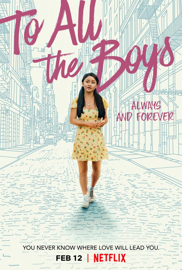 """To All The Boys: Always And Forever"" follows the story of Lara Jean (Lana Condor) and her boyfriend Peter Kavinsky (Noah Centineo) as they navigate the ins-and-outs of a high school relationship their senior year."