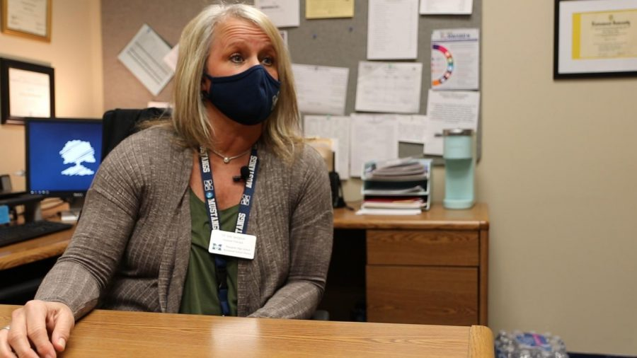 MHSNews   Meet MHS: Dr. Julia Spurgeon