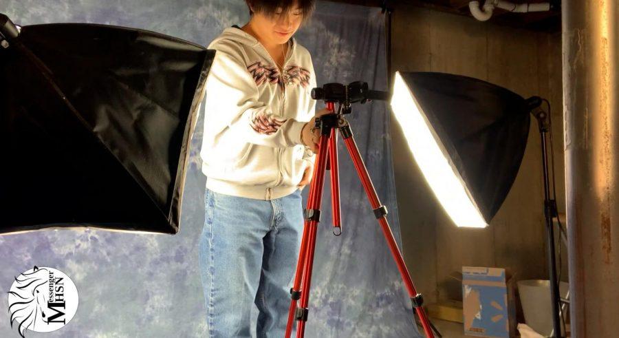 MHSNews | Meet MHS: Andrew Kim, Depop Store Owner