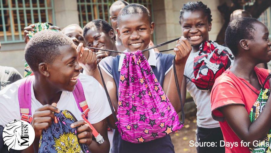 MHSNews | New Club Helps Girls Around the World