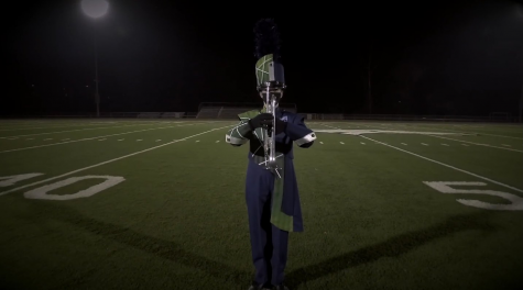 Out With the Old, In With the New: Band Gets New Uniforms