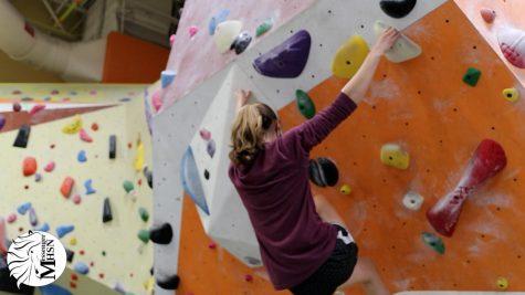 MHSNews | MHS Rock Climbing Club Resumes