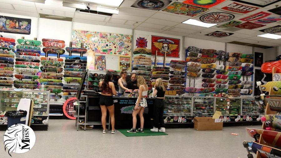 MHSNews | New Skate Park Opens in Chesterfield Mall