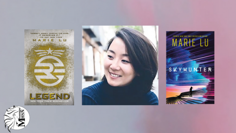 MHSNews | Author Marie Lu Reflects on Writing During the Pandemic