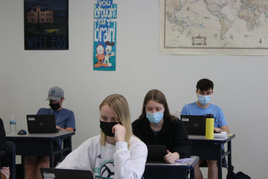 Virtual Students Anticipate the Return to a 'Normal School Year'