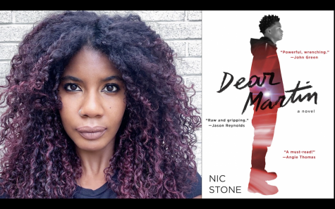 MHSNews | Author Nic Stone talks about Rockwood School Districts response to Dear Martin