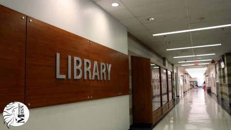 MHSNews | MHS Library Reopens
