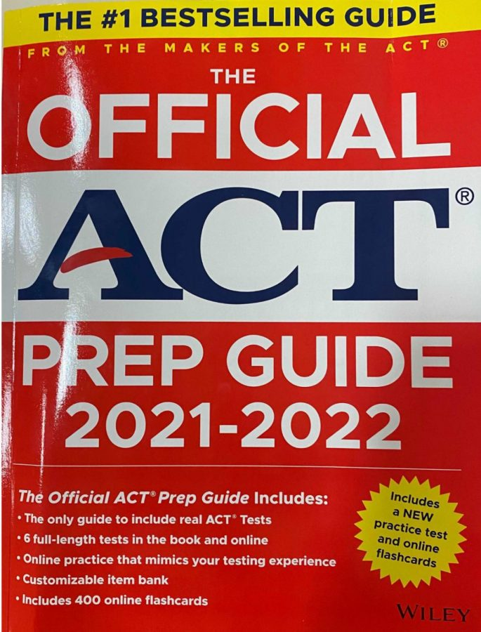 ACT prep books consist of five full-length tests and an answer bank with detailed explanations to help students study for the ACT.