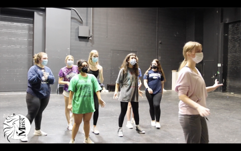 Making of the Musical Legally Blonde